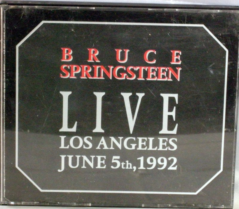 Live Los Angeles June 5th, 1992 (2CD