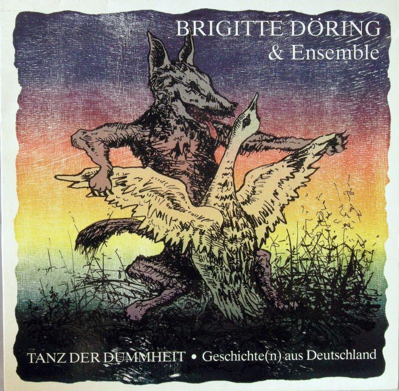 Brigitte D Ring Ensemble Tanz Der Dummheit Geschichte