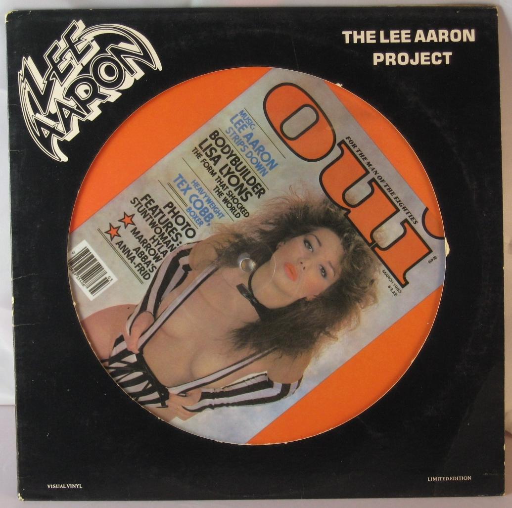 Lee Aaron The Lee Aaron Project Picture Disc 2