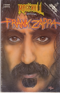 Rock'n'Roll Comics - Frank Zappa