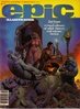 Epic Illustrated - A Marvel Magazine - Summer 1980