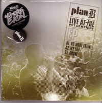 Plan B - Live at the Pet Cemetery EP