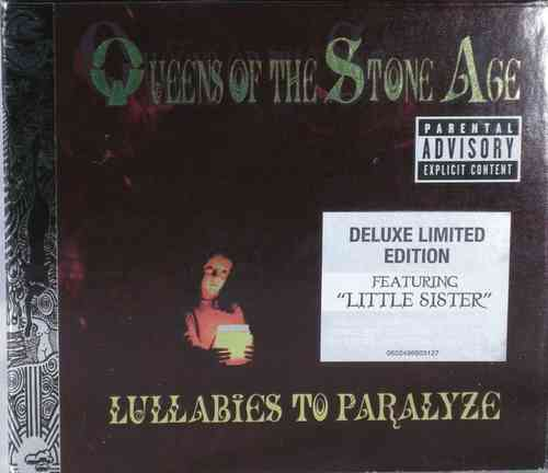 Queens of the Stone Age - Lullabies to Paralyze (CD+DVD)