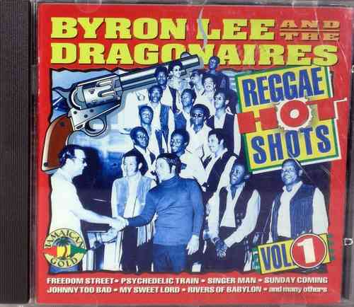 Byron Lee & The Dragonaires - Reggae Hot Shots
