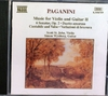 Paganini - Music for Violin and Guitar II