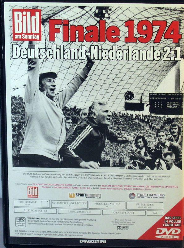 1974 Fußball wm Finale Fußball-wm Finale 1974