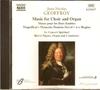 Jean-Nicolas Geoffroy - Music for Choir and Organ