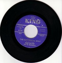 Hank Ballard & The Midnighters - The Continental Walk / What Is This I See