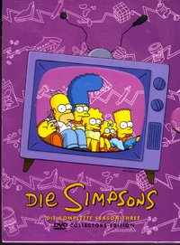 Simpsons - The Complete Season Three