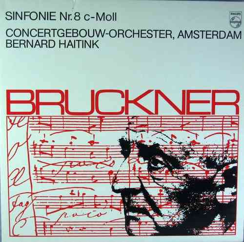 Bruckner - Symphony No. 8 c-minor (2LP)
