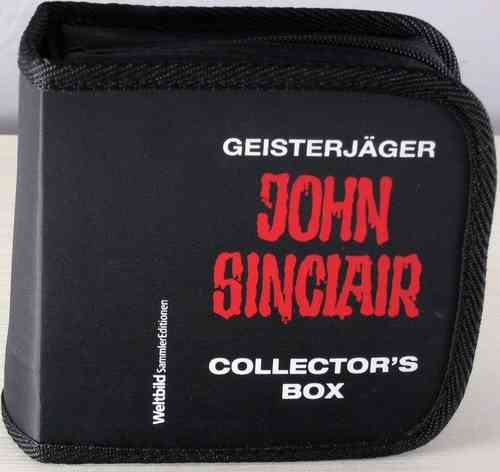 John Sinclair - Geisterjaeger Collector's Box (29 CD-Set)