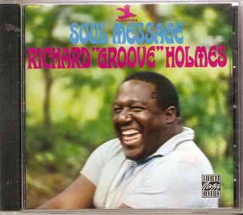 Richard 'Groove' Holmes - Soul Message