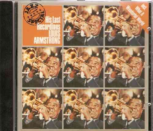 Louis Armstrong - His Last Recordings