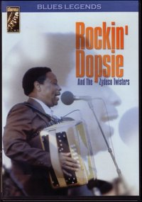 Rockin' Dopsie Jr. & The Zydeco Twisters