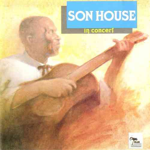 Son House - In Concert