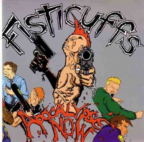 Fisticuffs - Apocalypse Now EP