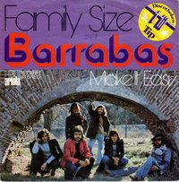 Barrabas - Family Size / Make It Easy