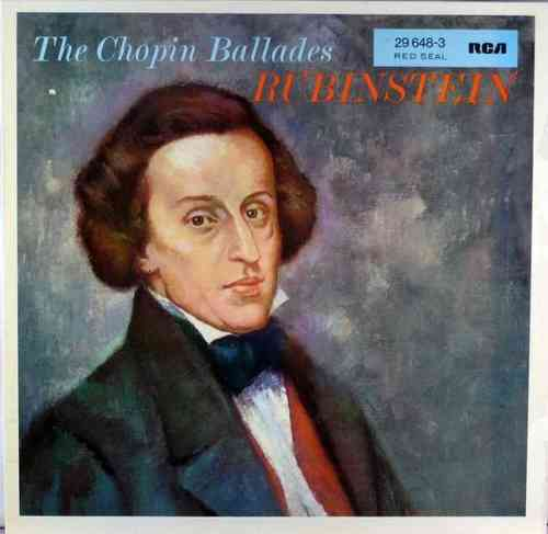 Artur Rubinstein - The Chopin Ballades