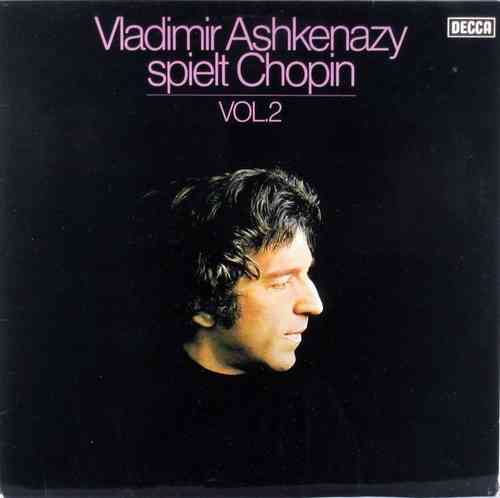 Chopin - Vladimir Ashkenazy plays Chopin Vol. 2