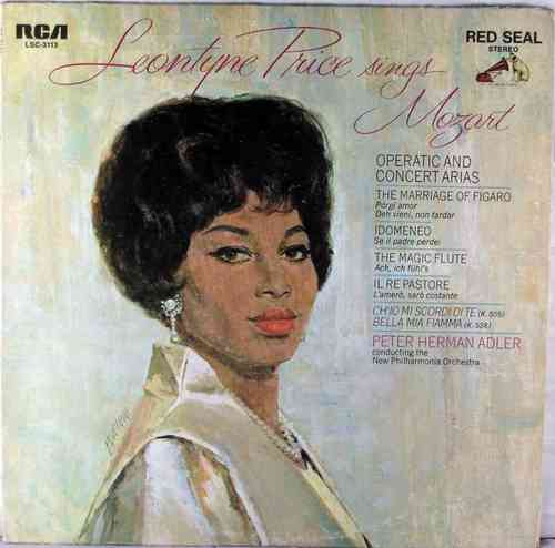 Leontyne Price - sings Mozart