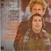 Simon And Garfunkel* - Bridge Over Troubled Water (Sampler) (Flexi-Disc)