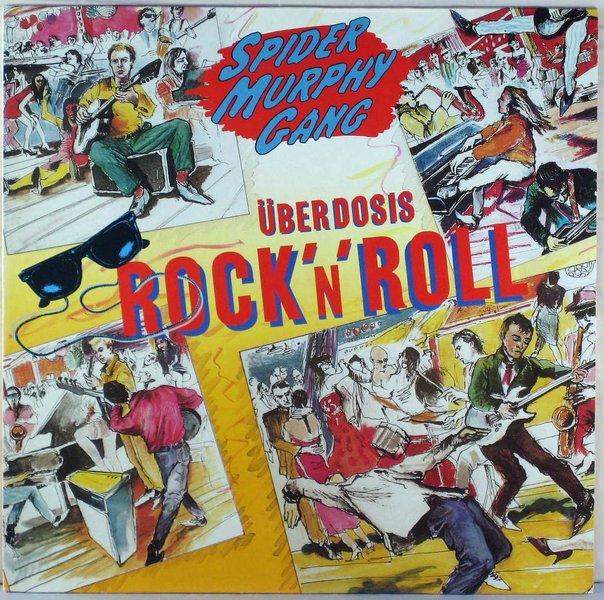 Spider Murphy Gang - Rock 'N' Roll Rendezvous