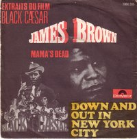 James Brown - Down And Out In New York City