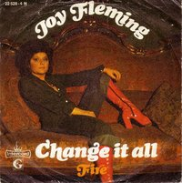 Joy Fleming - Change It All / Fire