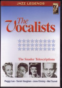 The Vocalists - The Snader Telescriptions