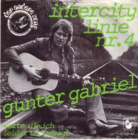 Gunter Gabriel - Intercity Linie Nr.4