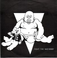 Die Kacktusse - Fight The Nazi-Baby EP