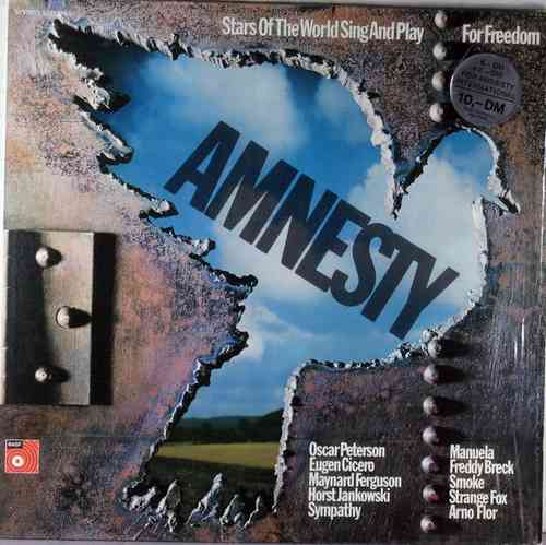 V.A. - Amnesty . Stars of the World Sing and Play for Freedom