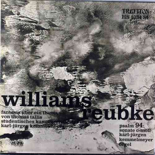 Williams - Fantasia / Reubke - Psalm 94