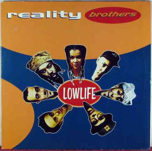 Reality Brothers ‎- Lowlife (2LP)
