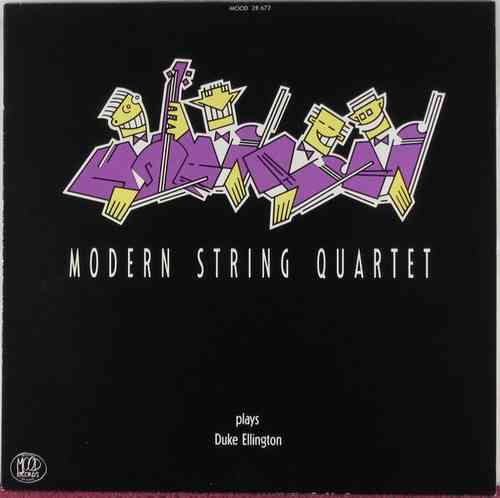 Modern String Quartet ‎- Plays Duke Ellington