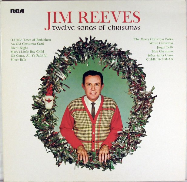 Jim Reeves - Twelve Songs of Christmas