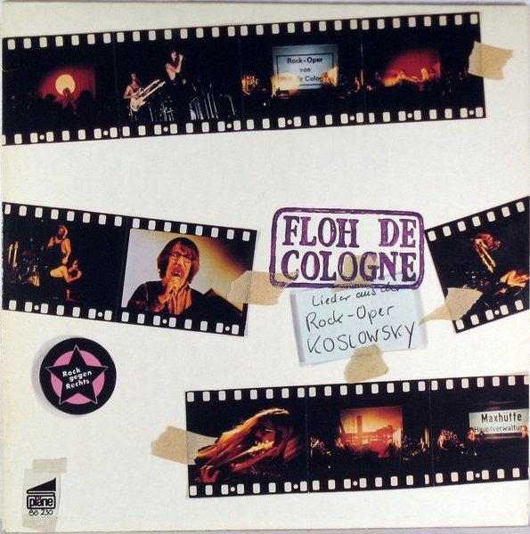 floh de cologne lieder aus der rock oper koslowsky. Black Bedroom Furniture Sets. Home Design Ideas