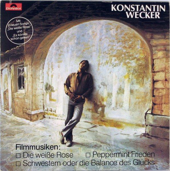 Konstantin Wecker - Filmmusiken
