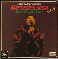 Mercedes Sosa - Live in Argentina Vol. 2