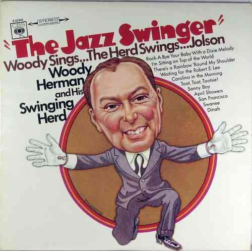 Woody Herman and His Swinging Herd - The Jazz Swinger