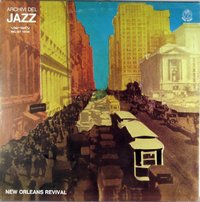 V.A. - New Orleans Revival (Archivi del Jazz)