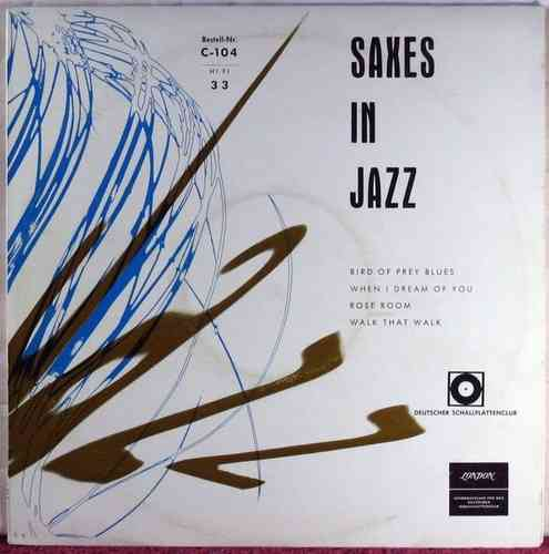V.A. - Saxes In Jazz
