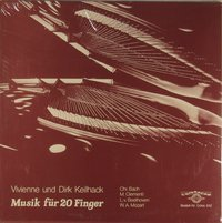 Vivienne und Dirk Keilhack - Music for 20 Fingers