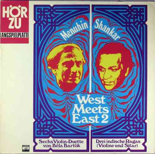 Menuhin + Shankar - West Meets East 2