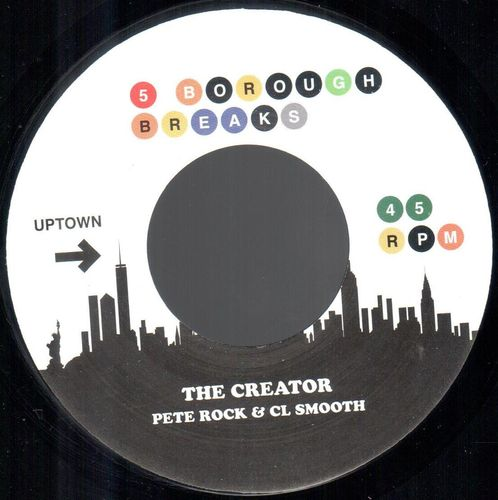 Pete Rock - The Creator -- Eddie Bo - From This Day On