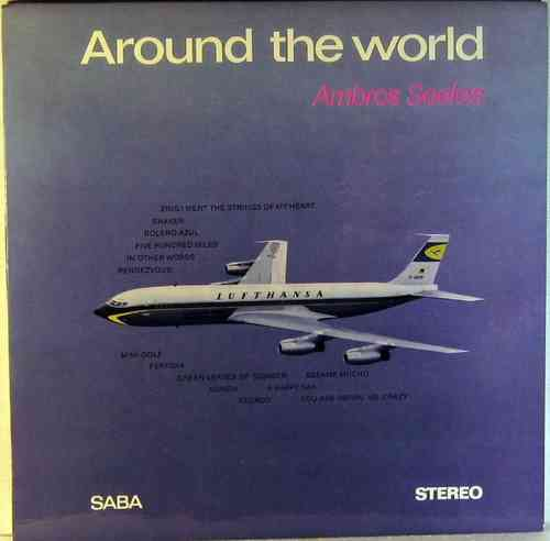 Ambros Seelos - Around the World (Autograph)