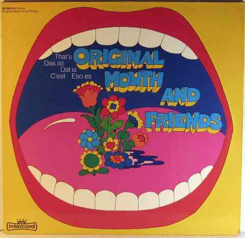Original Mouth and Friends - That's Original Mouth and Friends